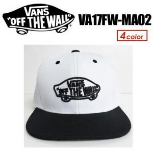 VANS,バンズ,CAP,オフザウォール,ロゴ,キャップ●SK8OTW SIX PANELS CAP VA17FW-MA02|surfer