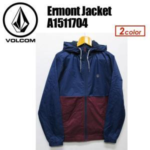 【送料無料】Volcom,ボルコム,アウター,ナイロン,ジャケット,17fa●Ermont Jacket A1511704|surfer