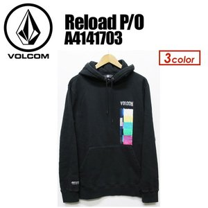 Volcom,ボルコム,スウェット,パーカー,長袖●Reload P/O A4141703|surfer