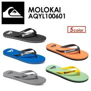 QUIKSILVER,クイックシルバー,メンズ,サンダル,ビーチサンダル,18sp●Mens Molokai Sandals AQYL100601|surfer