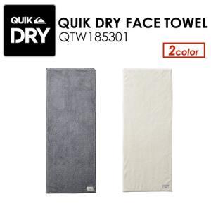 QUIKSILVER,クイックシルバー,フェイス,マイクロファイバー,タオル,18ss●QUIK DRY FACE TOWEL QTW185301|surfer