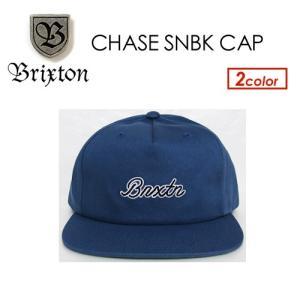 BRIXTON,ブリクストン,キャップ,CAP,帽子,18ss●CHASE SNAPBACK CAP|surfer