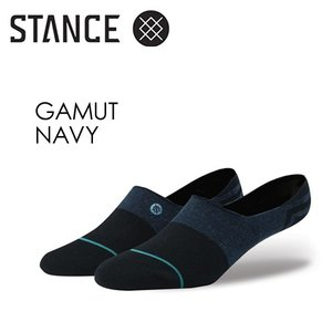 STANCE,スタンス,SOCKS,スニーカーソックス,ソックス,靴下●GAMUT-NAVY|surfer