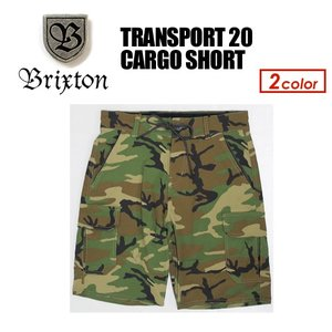 BRIXTON,ブリクストン,アパレル,ショートパンツ,ショーツ,短パン●TRANSPORT 20 CARGO SHORT|surfer