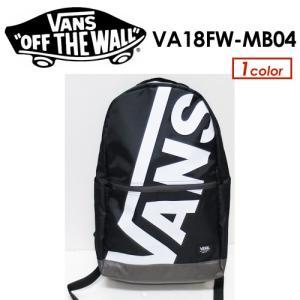 【あすつく対応】VANS,バンズ,バッグ,バックパック,リュック,鞄●Spill Over Shell Back Pack VA18FW-MB04|surfer