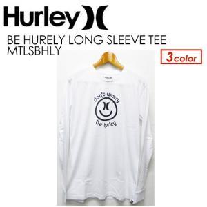 Hurley,ハーレー,Tシャツ,ロンT,長袖,18ho●BE HURELY LONG SLEEVE TEE MTLSBHLY|surfer