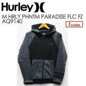 Hurley,ハーレー,スウェット,パーカー,18ho●M HRLY PHNTM PARADISE FLC FZ AQ9140|surfer