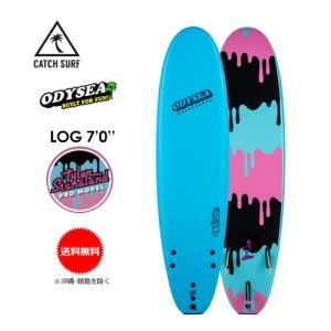 【送料無料】ODYSEA,サーフボード,CATCHSURF,キャッチサーフ,プロシリーズ●LOG TYLER STANALAND PRO 7.0 Tri Fin|surfer
