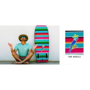 【送料無料】ODYSEA,サーフボード,CATCHSURF,キャッチサーフ,プロシリーズ●LOG JOHNNY REDMOND PRO 7.0 Tri Fin surfer 03