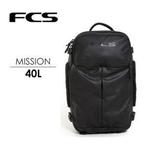 送料無料 FCS エフシーエス バックパック バッグ リュック 40L/MISSION ミッション|surfer