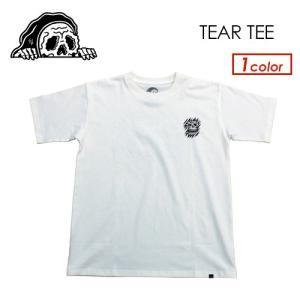 あすつく SKETCHY TANK スケッチータンク アパレル 半袖 Tシャツ 19ss/TEAR TEE|surfer