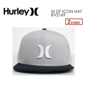 【あすつく対応】Hurley,ハーレー,CAP,キャップ,19fa●M DF ICON HAT BV2169|surfer