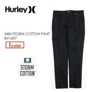 【あすつく対応】Hurley,ハーレー,パンツ,19fa●M84 STORM COTTON PANT BV1697|surfer
