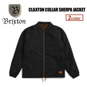 BRIXTON ブリクストン アウター ジャケット/CLAXTON COLLAR SHERPA JACKET 03200|surfer
