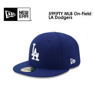 送料無料 NEW ERA ニューエラ CAP 帽子 ロサンゼルス・ドジャース 20ss/59FIFTY MLB On-Field LA Dodgers オンフィールドキャップ 11449367|surfer