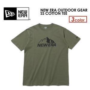 NEW ERA ニューエラ アウトドア Tシャツ 半袖 20ss/OUTDOOR GEAR SS COTTON TEE|surfer