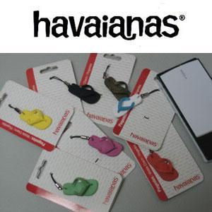 havaianas ハワイアナス ビーチサンダル ストラップ/ビーチサンダル型携帯ストラップ|surfer