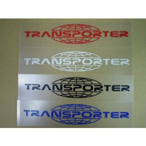 ステッカー TRANSPORTER トランスポーター/NASA STICKER M|surfer