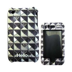 Hello ink ハローインク iPhoneケース/i PROTECTOR 3G Digital punks RPZ-1-04|surfer