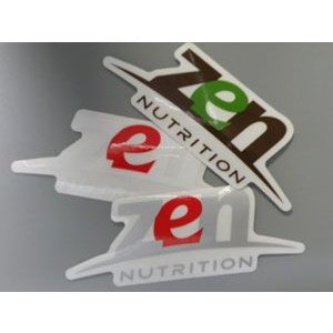 【あすつく対応】ZEN,ゼン●ステッカー 12.5×4.5cm|surfer