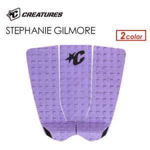 CREATURES クリエイチャー デッキパッチ デッキパッド 2021/STEPHANIE GILMORE ステファニーギルモア surfer
