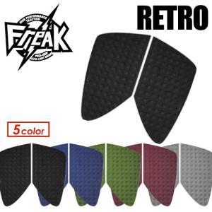 FREAK フリーク デッキパッチ デッキパッド レトロ フィッシュ/RETRO|surfer