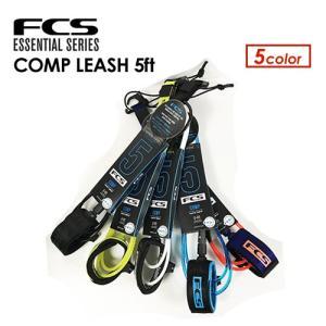 FCS エフシーエス リーシュコード パワーコード 20ss/COMP LEASH 5ft|surfer