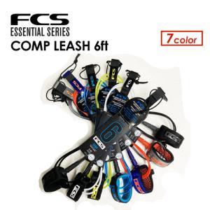 FCS,エフシーエス,リーシュコード,パワーコード●COMP LEASH 6ft|surfer