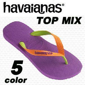 【あすつく対応】havaianas,ハワイアナス,ビーチサンダル●TOP MIX|surfer