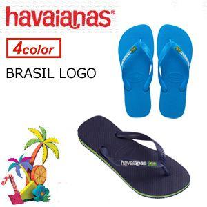havaianas ハワイアナス ビーチサンダル/BRASIL LOGO|surfer