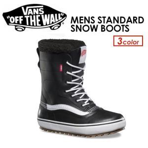 VANS バンズ スノーシューズ 雪 長靴 ブーツ 冬物/MENS STANDARD SNOW BOOTS|surfer