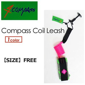 COMPASS コンパス ボディボード アクセサリー リーシュコード/Compass Coil Leash surfer