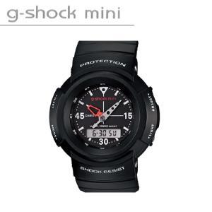あすつく 送料無料 G-SHOCK MINI ジーショックミニ 腕時計 ウォッチ/GMN-500-1BJR|surfer