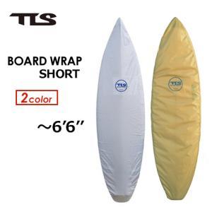 TOOLS トゥールス サーフボードケース ソフトケース デッキカバー/TLS BOARD WRAP ボードラップ SHORT ショート 〜6'6 surfer