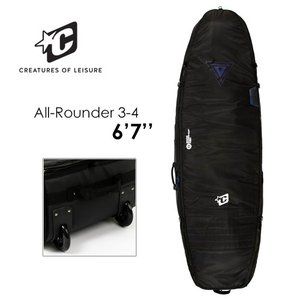 【送料無料】CREATURES,クリエイチャー,ボードケース,ハードケース,トリップ,19ss●All Rounder 3-4 6'7''|surfer