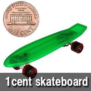 1cent,ペニー,スケートボード,コンプリート●1cent skateboard(ワンセント・スケートボード)|surfer