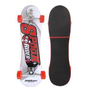 【送料無料】スケートボード,サーフィン,スノーボード,練習,コンプリート,NEW,スプーンライダー,子供用●SPOON RIDER 28inch|surfer|08
