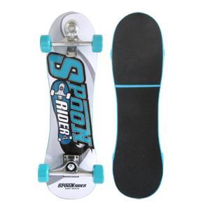 送料無料 スケートボード サーフィン スノーボード 練習 コンプリート NEW スプーンライダー 子供用/SPOON RIDER 28inch|surfer|09