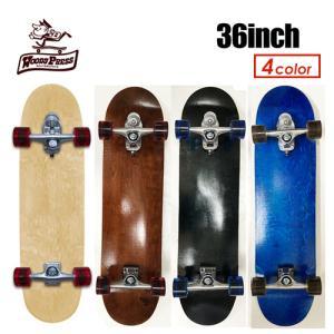 Gravity,グラビティー,スラスターシステム,スケボー,コンプリート●WOODY PRESS SURF SKATEBOARD 36