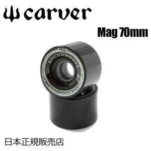 Carver,カーバー,カーヴァー,スケートボード,ウィール,タイヤ●Mag 65mm INDIGO 2個セット|surfer