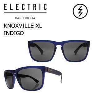送料無料 正規代理店 ELECTRIC エレクトリック サングラス アイウェアー/KNOXVILLE XL INDIGO M GREY|surfer