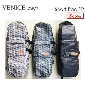 送料無料 VENICE pac ベニスパック スケートボード バッグ ケース/SHORT PAC ショートパック|surfer