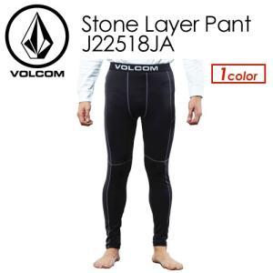 Volcom ボルコム スノーボード インナー ロングパンツ sn18/Stone Layer Pant J22518JA|surfer