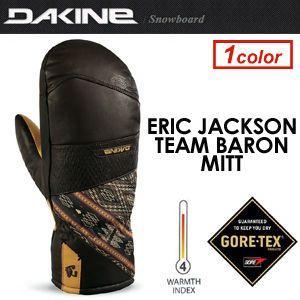 スノーボード グローブ メンズ DAKINE ダカイン エリックジャクソン/ERIC JACKSON TEAM BARON MITT AD237-705 surfer