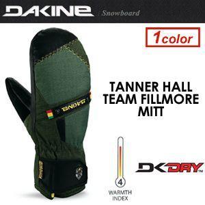スノーボード グローブ メンズ DAKINE ダカイン ターナーホール/TANNER HALL TEAM FILLMORE MITT AD237-715 surfer