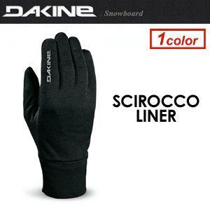 スノーボード グローブ メンズ DAKINE ダカイン/SCIROCCO LINER AE237-732 surfer