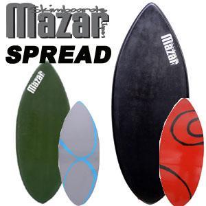 スキムボード,MAZAR SKIMBOARD,マザースキムボード●SPREAD,スプレッド 128.7サイズ|surfer