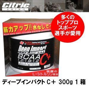 シトリックアミノ,アミノ酸,サプリメント●ディープインパクトC+ 300g 1箱|surfer