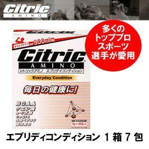 シトリックアミノ,アミノ酸,サプリメント●エブリディコンディション 1箱7包|surfer