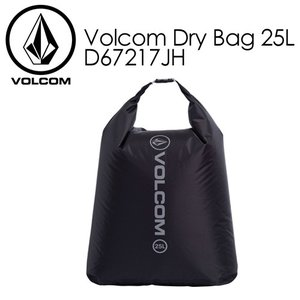 Volcom,ボルコム,アウトドア,キャンプ,旅行,耐水,小物入れ●Volcom Dry Bag 25L D67217JH surfer
